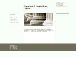 Stephen P. Seigel Law Office (Springfield, Missouri)