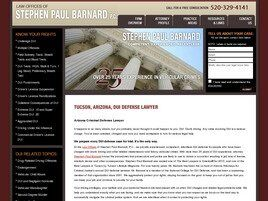 Stephen Paul Barnard, P.C. (Tucson, Arizona)