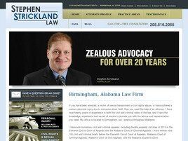 Stephen Strickland Law (Birmingham, Alabama)