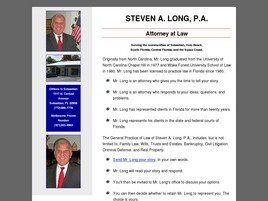 Steven A. Long, P.A. (Melbourne, Florida)