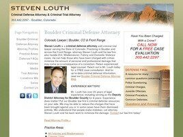 Steven Louth Law Offices (Denver, Colorado)