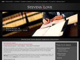 Stevens Love, PLLC (Longview, Texas)