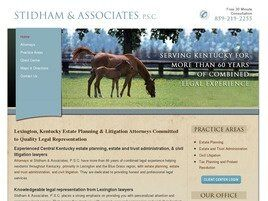 Stidham & Associates, P.S.C. (Lexington, Kentucky)