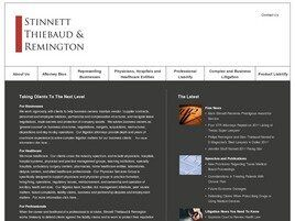 Thiebaud Remington Thornton Bailey LLP (Dallas, Texas)