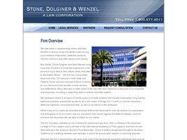 Stone & Dolginer A Law Corporation (El Segundo, California)