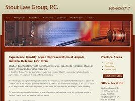 Stout Law Group P.C. (Auburn, Indiana)