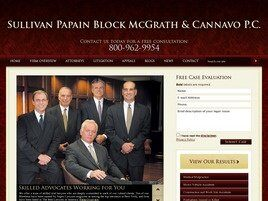 Sullivan Papain Block McGrath & Cannavo P.C. (New York, New York)