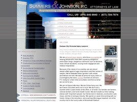 Summers & Johnson, P.C. (Kansas City, Missouri)