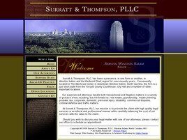 Surratt & Thompson, PLLC (Winston-Salem, North Carolina)