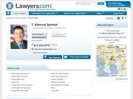 T. Edmund Spinks, Esq., P.L. (Tampa, Florida)