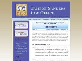 Tampoe Sanders Law Office (Rockville, Maryland)