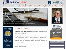 Tarbox Law, P.C. (Lubbock, Texas)