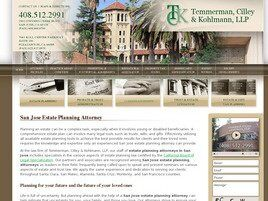 Temmerman, Cilley & Kohlmann, LLP (Contra Costa Co., California)