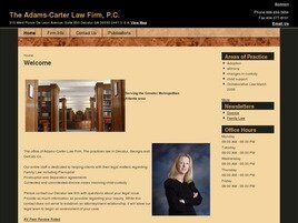 The Adams-Carter Law Firm, P.C. (Decatur, Georgia)