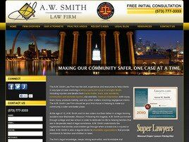 The A.W. Smith Law Firm, P.C. (Boone Co., Missouri)