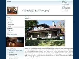 The Barklage Law Firm, LLC (St. Louis Co., Missouri)