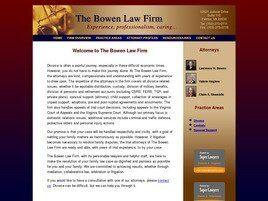 The Bowen Law Firm (Fairfax, Virginia)