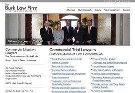 The Burk Law Firm, P.C. (Austin, Texas)
