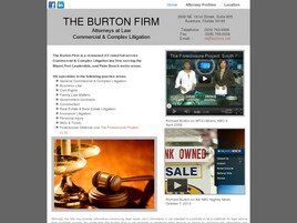 The Burton Firm (Miami, Florida)