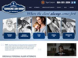 The Carolina Law Group LLC (Greenville, South Carolina)