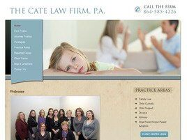 The Cate Law Firm, P.A. (Spartanburg Co., South Carolina)