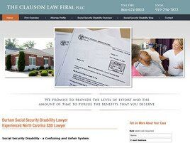 The Clauson Law Firm, PLLC (Raleigh, North Carolina)