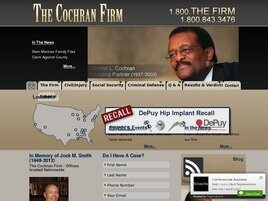 The Cochran Firm, P.C. (New York, New York)