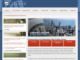 The Coleman Law Firm (Chicago, Illinois)