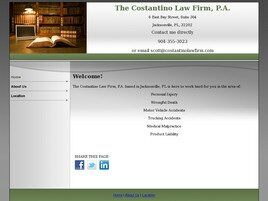 The Costantino Law Firm, P.A. (Jacksonville, Florida)