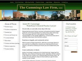 The Cummings Law Firm, LLC (Waterbury, Connecticut)