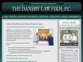The Dansby Law Firm, P.C. (Lee Co., Alabama)