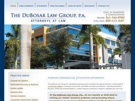 The DuBosar Law Group, P.A. (Boca Raton, Florida)