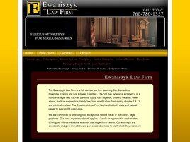 The Ewaniszyk Law Firm (Victorville, California)
