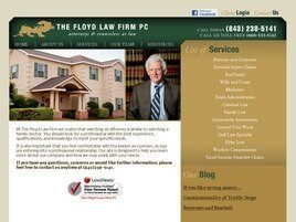 The Floyd Law Firm PC (Conway, South Carolina)