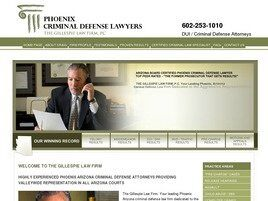 The Gillespie Law Firm, P.C. (Phoenix, Arizona)