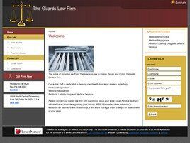 The Girards Law Firm (Dallas, Texas)