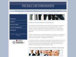 The Hall Law Corporation (El Segundo, California)