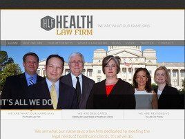 The Health Law Firm (Little Rock, Arkansas)
