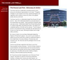 The House Law Firm A Professional Corporation (Mesa, Arizona)
