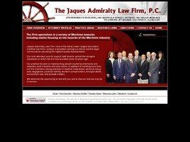 The Jaques Admiralty Law Firm (Detroit, Michigan)