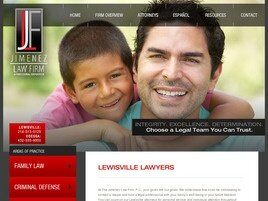 The Jimenez Law Firm, P.C. (Lewisville, Texas)