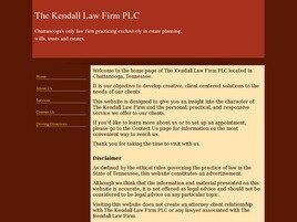 The Kendall Law Firm PLC (Chattanooga, Tennessee)