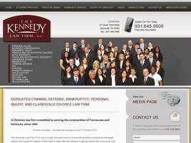 The Kennedy Law Firm, PLLC (Clarksville, Tennessee)