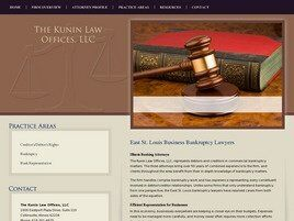 The Kunin Law Offices, LLC (Collinsville, Illinois)