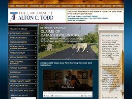 The Law Firm of Alton C. Todd (Galveston, Texas)