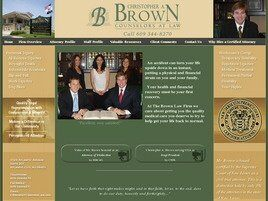 The Law Firm of Christopher A. Brown (Atlantic City, New Jersey)