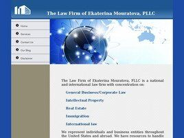The Law Firm of Ekaterina Mouratova, PLLC (New York, New York)