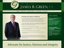 The Law Firm of James R. Green P.A. (Pensacola, Florida)