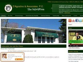 The Law Firm of Jonathan D'Agostino & Associates, P.C. (Freehold, New Jersey)