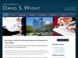 The Law Office of David S. Wight (San Diego, California)